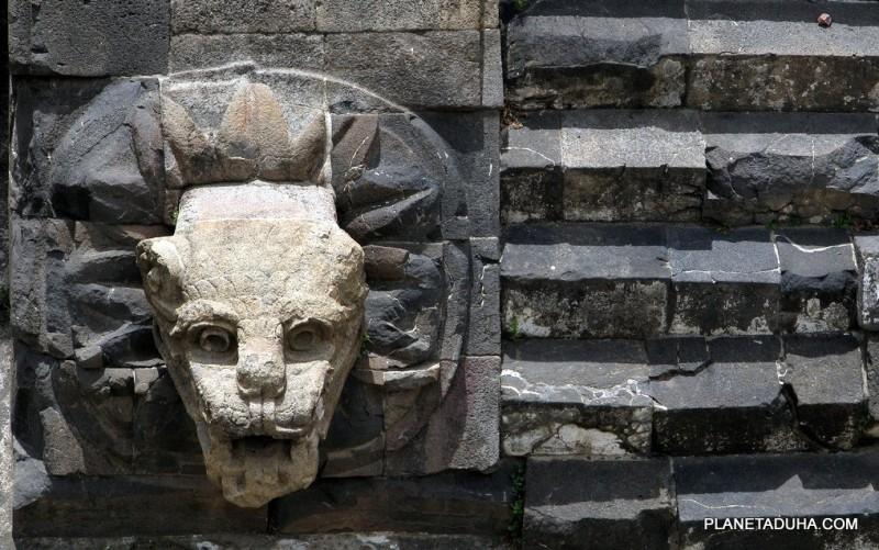 Теотиуакан - память Ольмеков