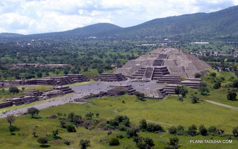 Теотиуакан (Город богов) – Место силы западного полушария