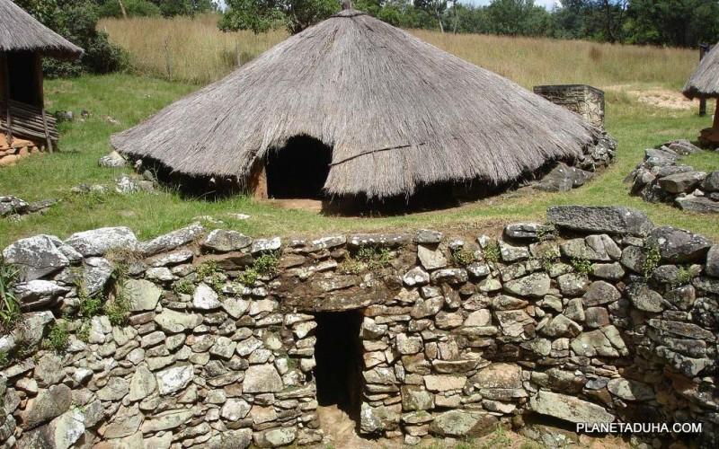вокруг городища Большой Зимбабве