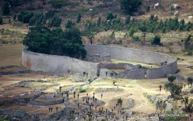 Городище Большой Зимбабве