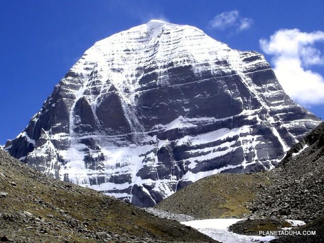 Гора Кайлас – обитель бога Шивы и место силы