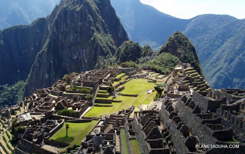 Место силы Мачу-Пикчу