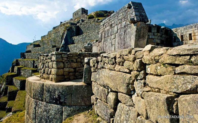 Великолепные террасы Мачу-Пикчу
