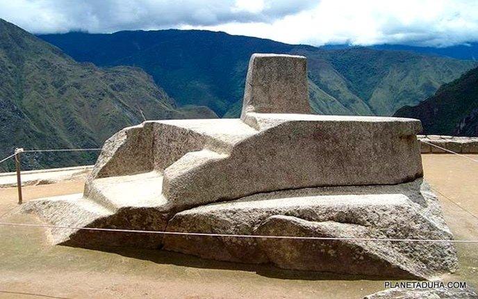 Интиуатана - солнечный камень