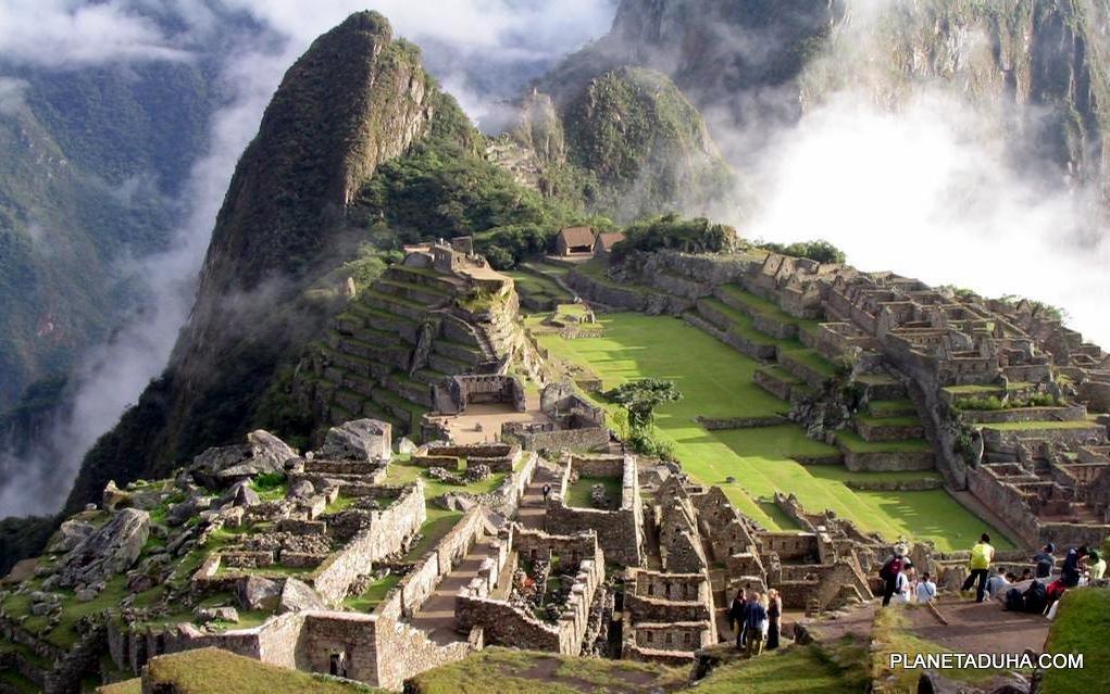 Пикчу - древний город инков (фото)