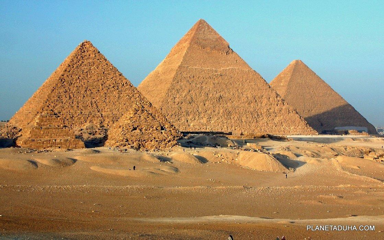 фото пирамиды гизы