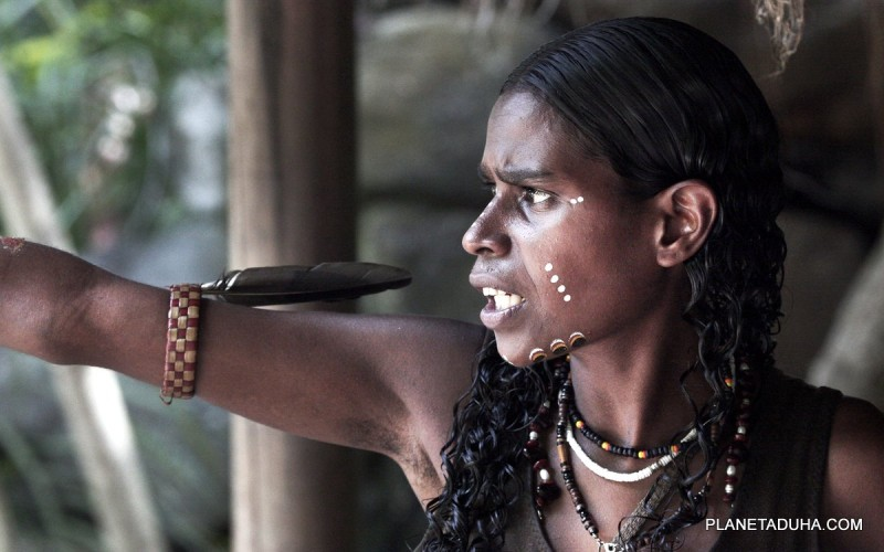 Аборигены Автралии превосходные охотники