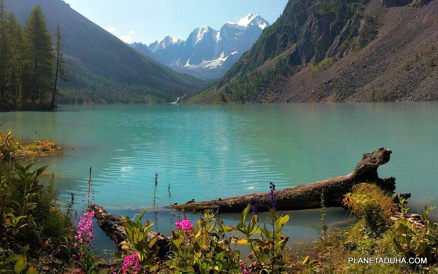 Шавлинское озеро - Горный Алтай
