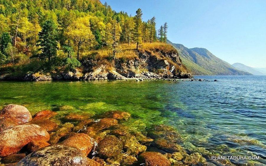 Телецкое озеро - Место силы Горного Алтая