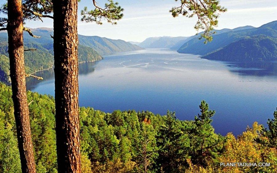 Красивейшее озеро Горного Алтая - Телецкое озеро