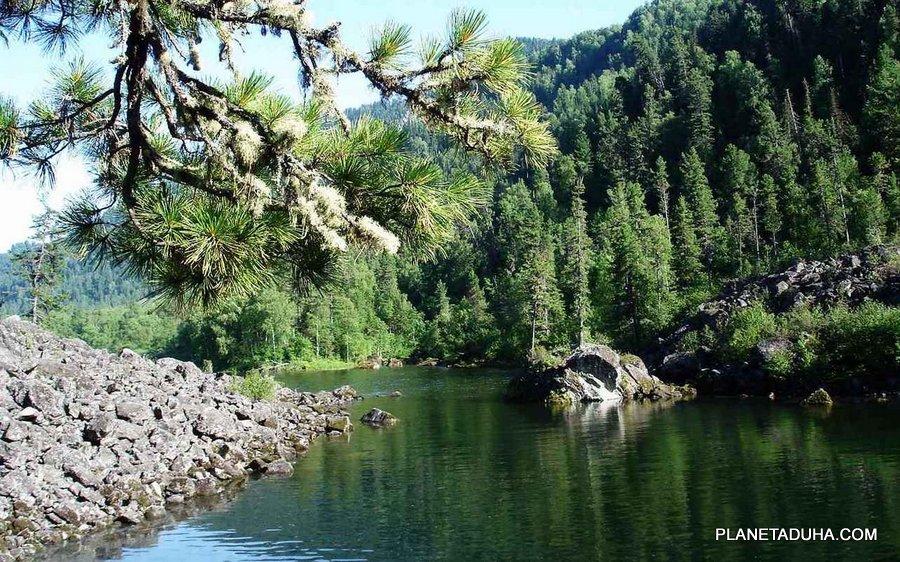 Телецкое озеро - Горный Алтай