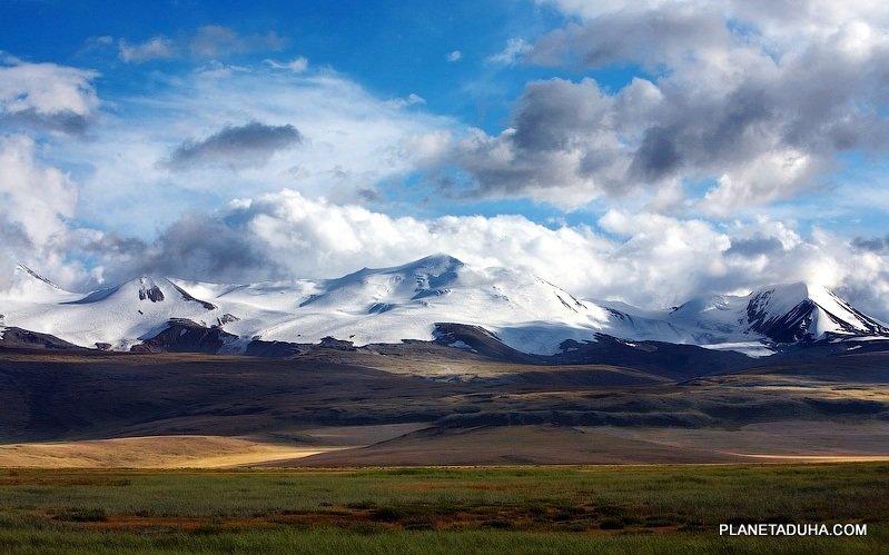Алтайское плоскогорье - Укок