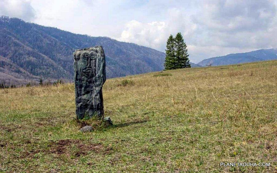 Святилище Толоно - Горный Алтай