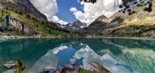 озеро Дарашкель - Горный Алтай