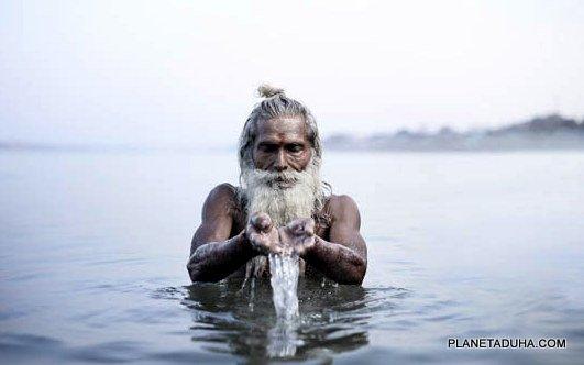 Садху (sadhu) - святой аскет йогин