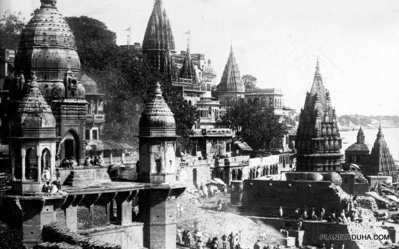 Храмы Варанаси (Каши) - Банарас