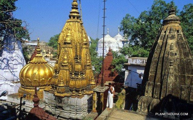 Храм Каши Вишванатха в Варанаси