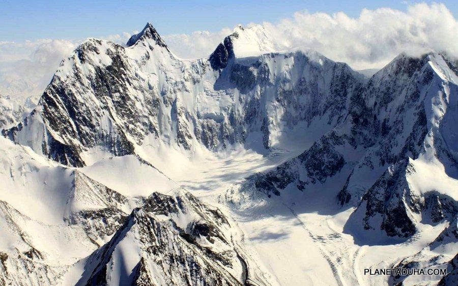 Могучая и непознанная энергия горы Белухи