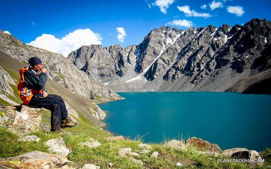 Озеро Ала-Кёль - Его нужно просто увидеть и почувствовать...