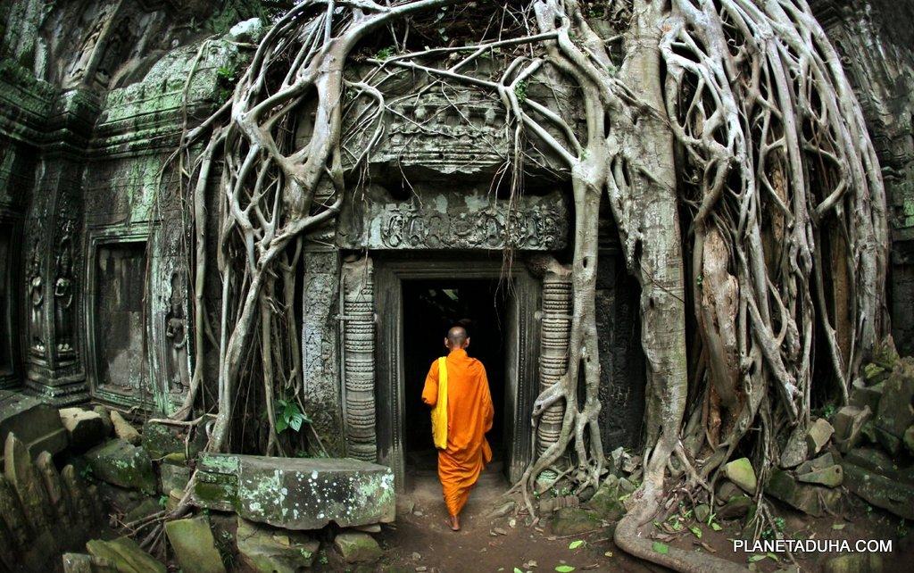 Великая история Ангкора продолжается, чтобы спасти наши души...