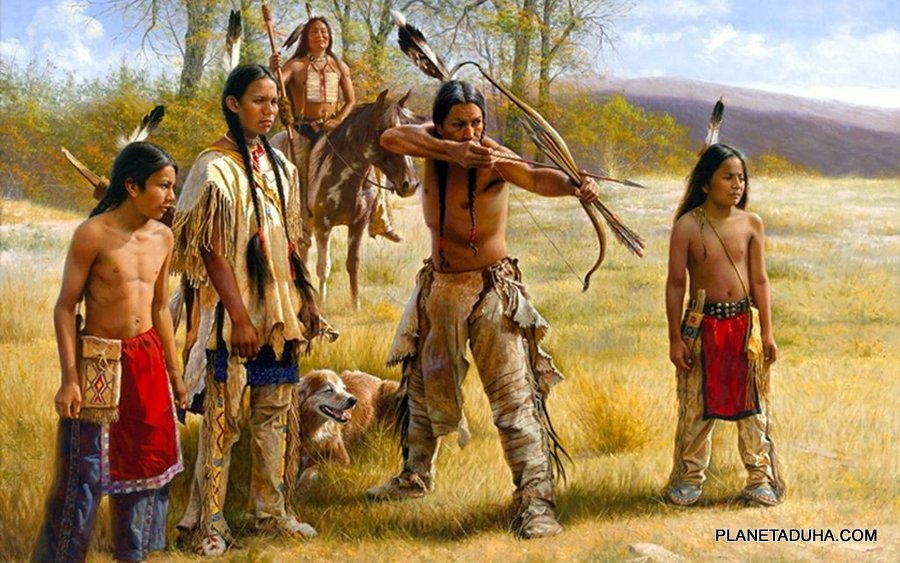 the thriving of the native american civilization Archaeology the spectacular four corners region have been home to native american communities for created a thriving civilization building raised towers and.